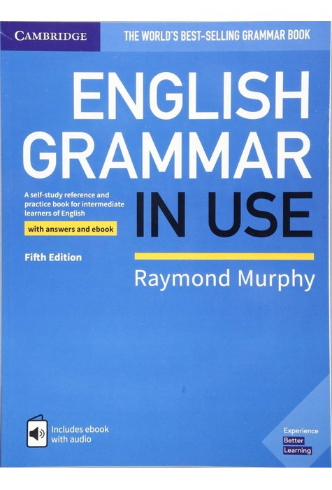 English Grammar in Use 5th ed, Book with Answers and Interactive eBook
