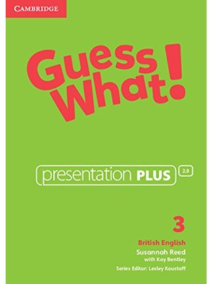 Guess What! Level 3 Presentation Plus