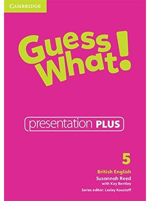 Guess What! Level 5 Presentation Plus