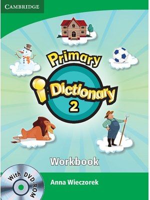 Primary i-Dictionary Level 2 Movers, Workbook and DVD-ROM Pack