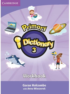 Primary i-Dictionary Level 3 Flyers, Workbook and DVD-ROM Pack