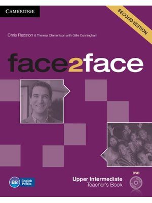 face2face Upper Intermediate Teacher's Book with DVD