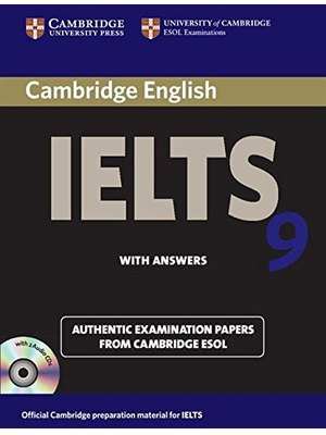 IELTS 9, Self-study Pack (Student's Book with Answers and Audio CDs (2))