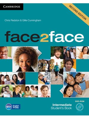 face2face Intermediate, Student's Book with DVD-ROM