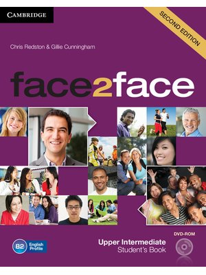 face2face Upper Intermediate, Student's Book with DVD-ROM