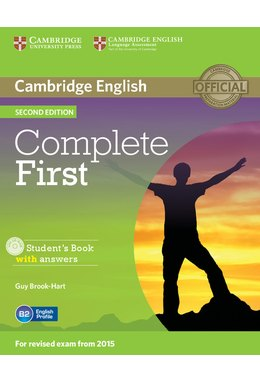 Complete First Student's Book with Answers with CD-ROM
