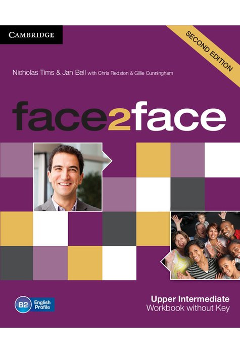 face2face Upper Intermediate, Workbook without Key