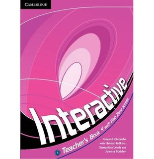 Interactive Level 4 Teacher's Book with Online Content