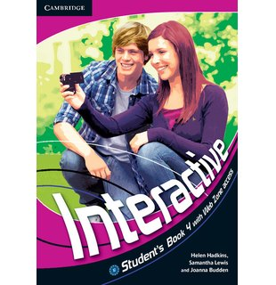 Interactive Level 4, Student's Book with Online Content