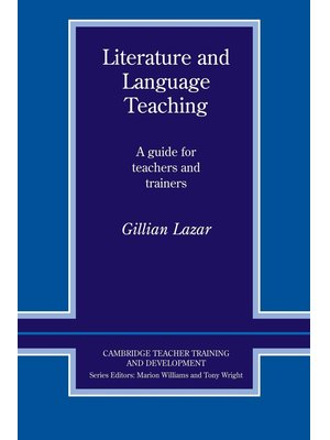 Literature and Language Teaching