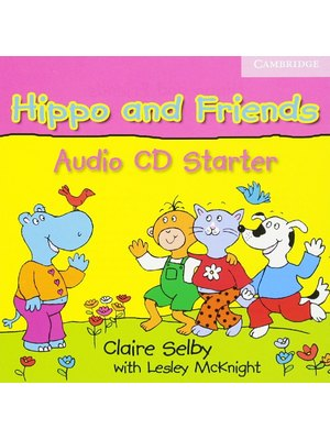 Hippo and Friends Starter Audio CD