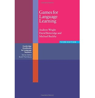 Games for Language Learning