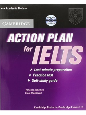 Action Plan for IELTS Self-study Pack Academic Module