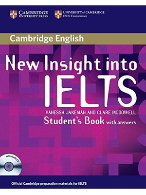 New Insight into IELTS, Student's Book Pack