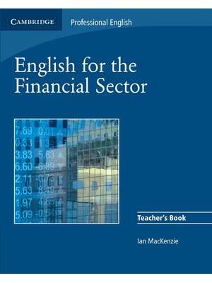 English for the Financial Sector, Teacher's Book