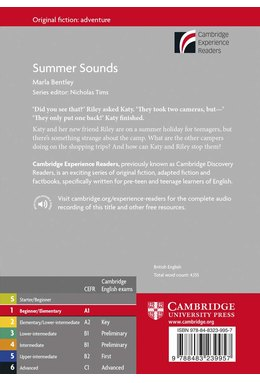 Summer Sounds Level 1 Beginner/Elementary