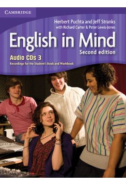 English in Mind Level 3 Audio CDs (3)