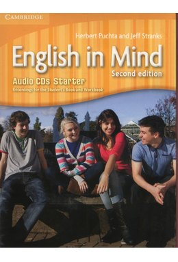 English in Mind Starter Level, Audio CDs (3)