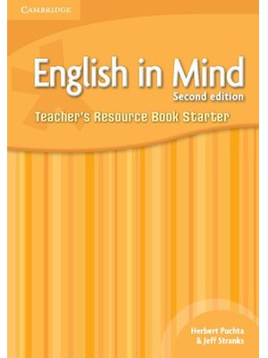 English in Mind Starter Level, Teacher's Resource Book