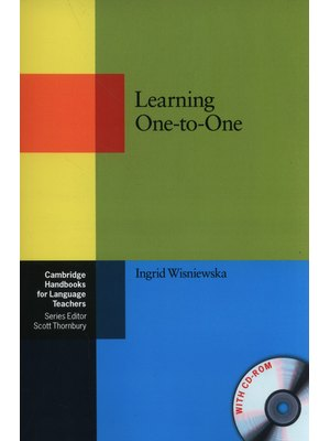 Learning One-to-One, Paperback with CD-ROM