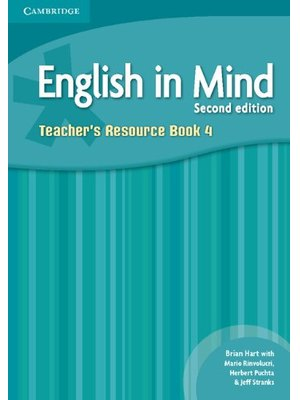 English in Mind Level 4 Teacher's Resource Book