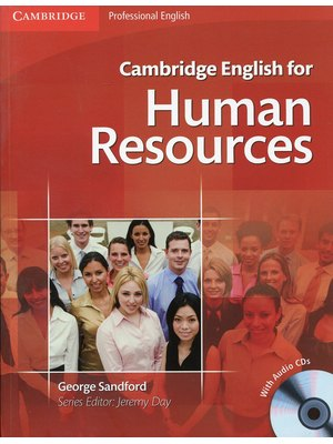 Cambridge English for Human Resources, Student's Book with Audio CDs (2)