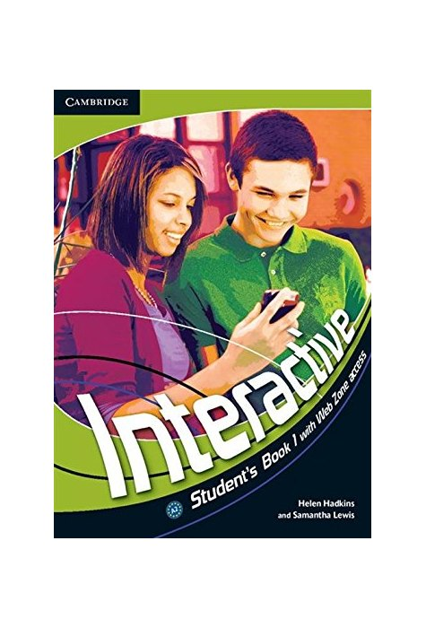 Interactive Level 1 Student's Book with Online Content