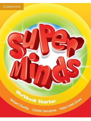 Super Minds Starter, Workbook