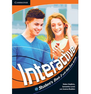 Interactive Level 3, Student's Book with Online Content