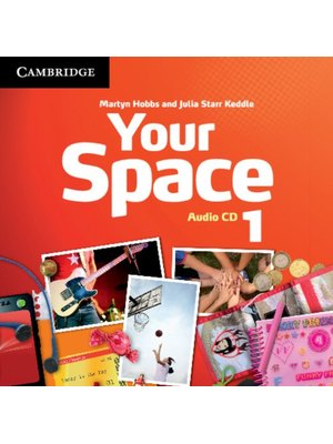 Your Space Level 1, Class Audio CDs (3)