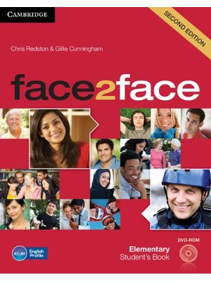 face2face Elementary, Student's Book with DVD-ROM