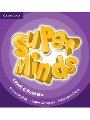 Super Minds Level 6 Posters (10)