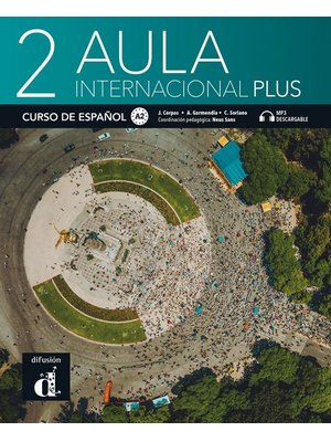 Aula internacional Plus 2, Libro del alumno + MP3 descargable