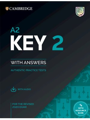 A2 Key 2, Student's Book with Answers with Audio with Resource Bank