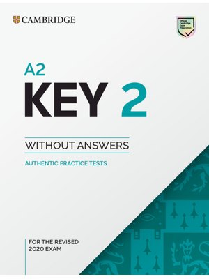 A2 Key 2 Student's Book without Answers