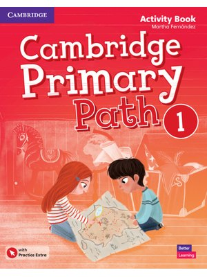 Primary Path Level 1, Activity Book with Practice Extra