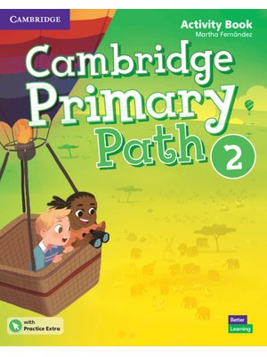 Primary Path Level 2, Activity Book with Practice Extra