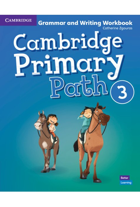 Cambridge Primary Path Level 3 Grammar and Writing Workbook