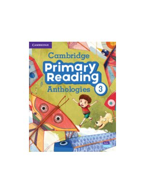 Primary Reading Anthologies Level 3, Student's Book with Online Audio