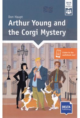 Arthur Young and the Corgi Mystery (A2-B1)